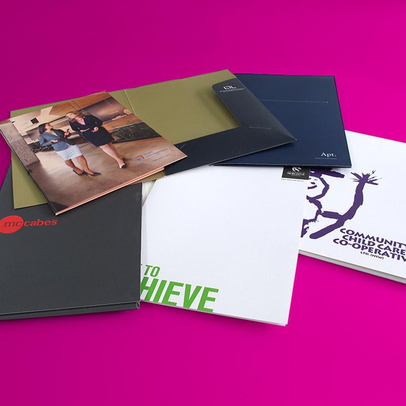 Shepson Printing Folders