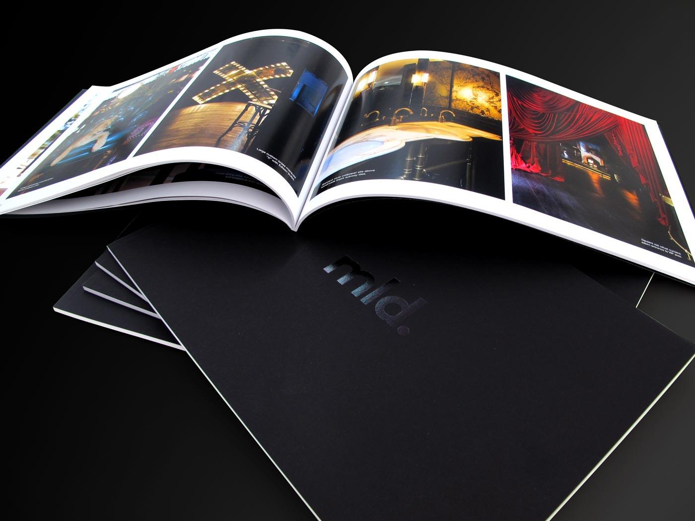 Shepson Printing Brochure